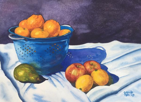 Clementines by Carolina Dealy