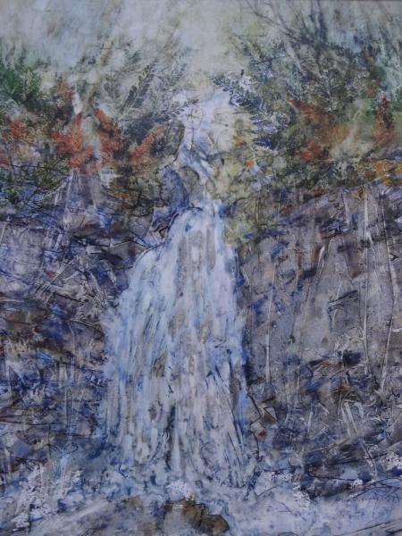 The Waterfall by Susan Weinberg-Harter