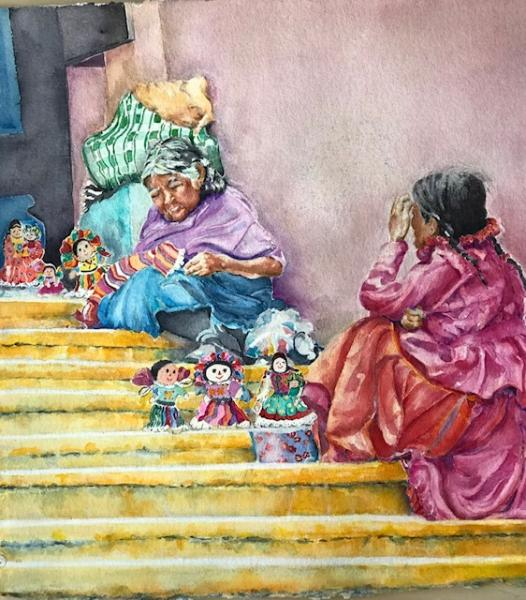 Ladies From Guanajuato by Mary Williams
