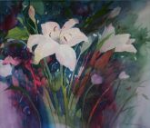 Wild Lillies by Joan McKasson