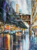 """Under the L Tracks"" by Bruce Swart - May's People's Choice Award"