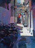 Shanghai Alley by Mark Mehaffey