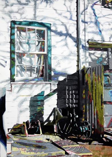 "Robin Erickson, SDWS, ""Key West Window"" | APT Critique Group Award"