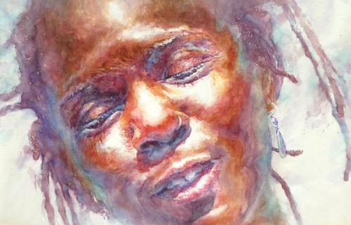 APT Critique Group Award,  - Monica by Janice Cipriani-Willis