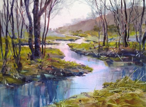 Jurors Commendation - Corose Creek by Drew Bandish