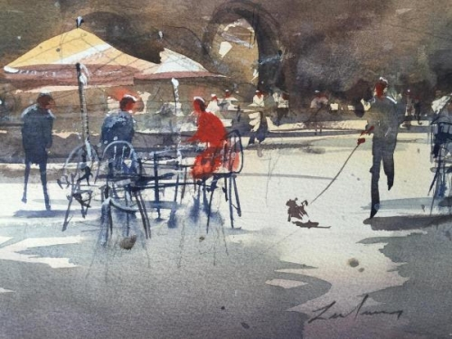 Best of Minatures - Casual Dining at Balboa Park by Luis Juarez
