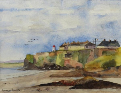 Duncannon Fort by Susan Wormsley