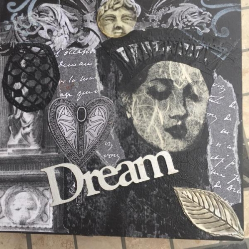 Dream by Janet Perkin