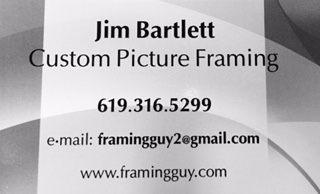 Bartlett Framing Logo